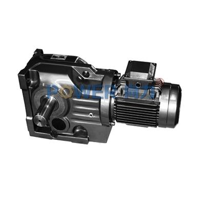 GK系列斜齿轮-弧齿轮锥齿轮减速电机