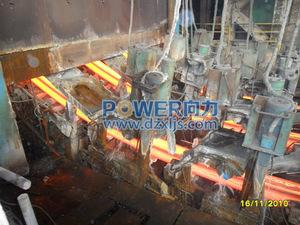 配套钢厂PWL225连铸减速机