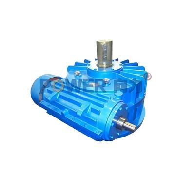 CW系列圆弧圆柱蜗杆减速器