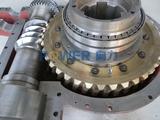轧机压下蜗杆蜗轮