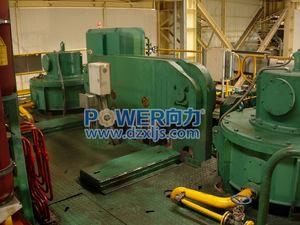 配套3500中厚板轧机压下中心距710mm二次包络减速机